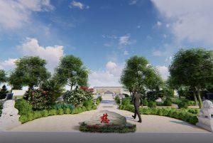 华北地区某家族墓项目