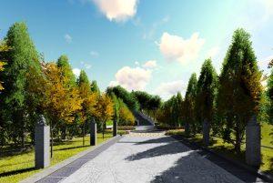 华南地区某家族墓项目