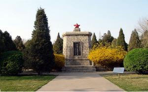 革命烈士陵园的发展