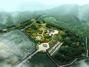 山东烟台福寿园项目