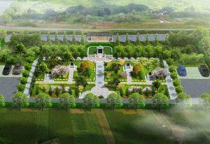 内蒙古家族墓设计案例