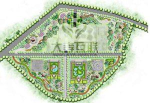 河北易县家族墓设计案例