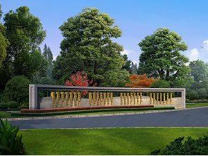 广西宜州永宁园公墓