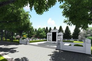 家族墓墓碑造型