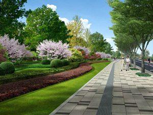 北京景仰园提升项目