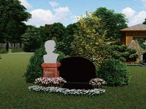 艺术墓碑碑型