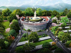 四川泸州老君山人文纪念园项目
